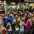 Universal Orlando celebrates National Donut Day with donuts the size of your face