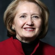 U.S. Ambassador-at-Large for Global Women's Issues Melanne Verveer speaks at Rollins College