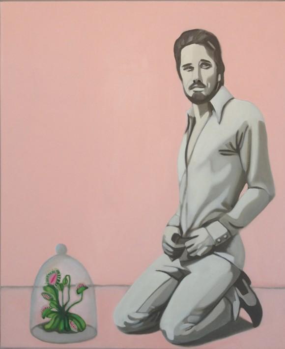 'Venus Flytrap Guy' - MATTHEW CAPALDO