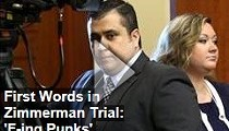 George Zimmerman trial starts with F-words and knock-knock jokes