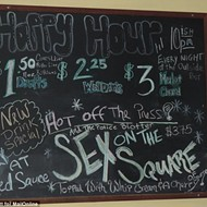 "The newest happy hour staple in the Villages is ""Sex on the Square"""