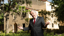 Retired dean appointed as Rollins acting president