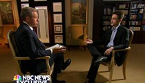 Edward Snowden leaks new intelligence to NBC Nightly News