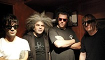 What's that creepy smell? Melvins are coming to the Fest 13