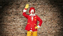Hey, new Ronald! Why so creepy?