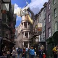 Universal Orlando's Diagon Alley preview week webcast schedule