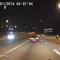 I-4 street racing caught on video