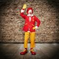 Hey, new Ronald! Why so creepy?