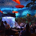 Giant fish tank ruptures at Downtown Disney