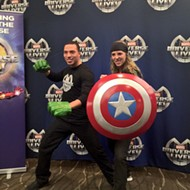 Video: Interviews with Marvel Universe Live cast members at Amway Center