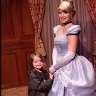 Video: Kid goes to Walt Disney World, proposes to six Disney princesses
