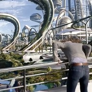 Video: Walt Disney talks about his vision for the future