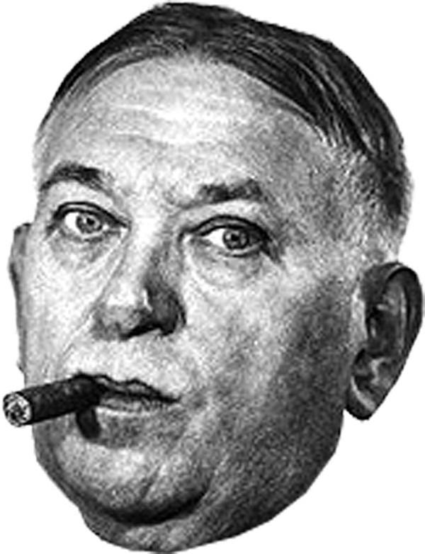 VIRGO: H.L. Mencken