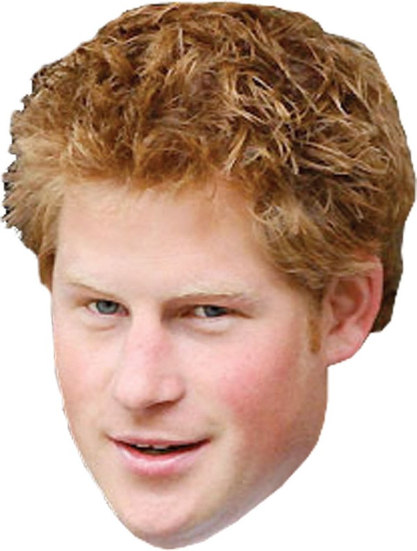VIRGO: Prince Harry