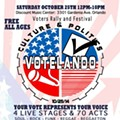 """VOTELANDO!: Saturday event promises """"candidate dunk tank,"""" Charlie Crist and bus rides to early voting sites"""