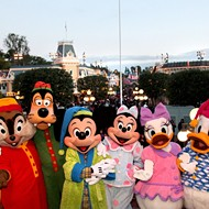 Watch every second of the Disney 24 hour celebrations on this live stream