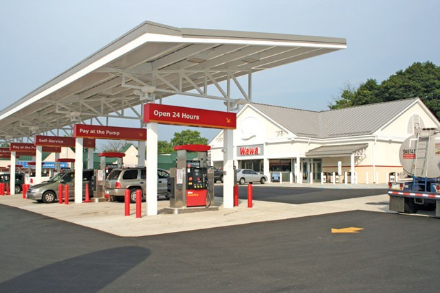 Wawa is to 7-Eleven what Costco is to Walmart: cleaner, kinder and more responsible.