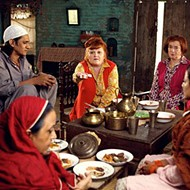 Screening at the South Asian Film Festival