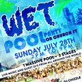 Wet and Wild: Church Street throws Rehab-style pool party
