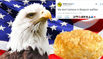 Where to get your waffle on today without betraying America