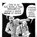 "Will Eisner's ""The Plot"""