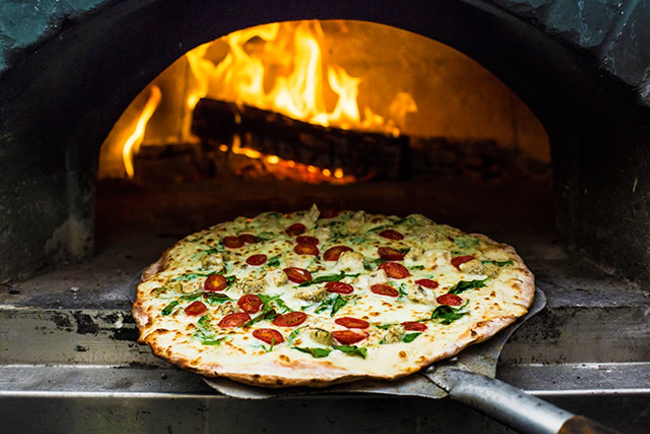 wine lovers and pizza lovers unite at winter park u0027s wine barn