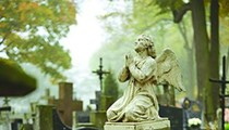 Yelp presents Moonlight Stroll at Greenwood Cemetery