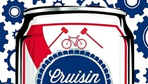 YOLO! Hop on your bicycle for the Cruising for a Brewzin' Bike Pub Crawl