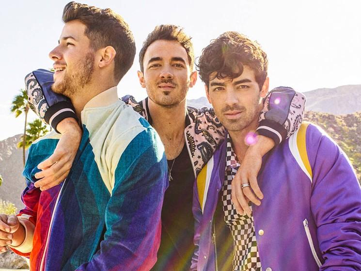The Jonas Brothers. - REPUBLIC RECORDS