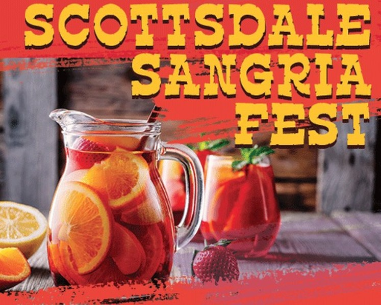 Your ticket to the Sangria Fest comes with 12 tastings. - OLD TOWN FESTS