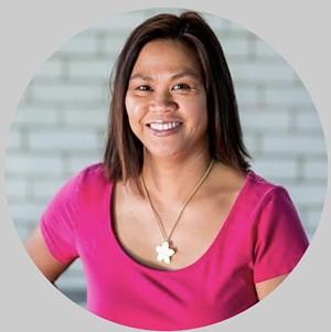Nenita Linton, Aloha Cakes AZ's owner and baker. - ALOHA CAKES AZ