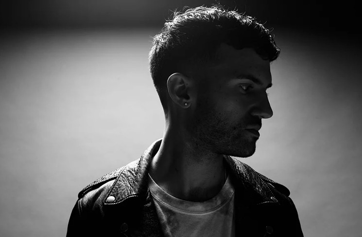 Duck Sauce and Fool's Gold co-founder A-Trak. - KENNETH CAPPELLO