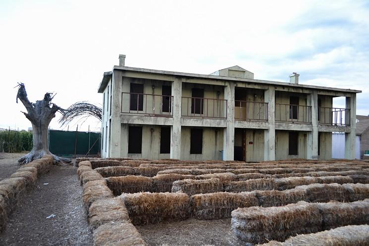 One of the haunts at Fear Farm's previous location in Phoenix. - ALEXANDRA GASPAR