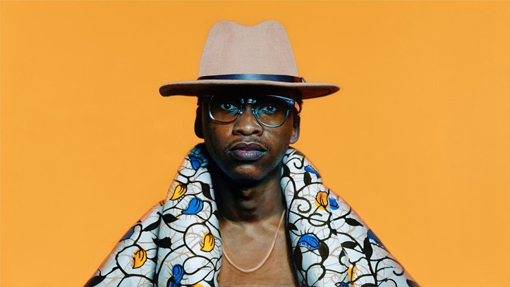 See work by Papay Solomon in a new exhibit coming to SMOCA on September 11. - SCOTTSDALE MUSEUM OF CONTEMPORARY ART