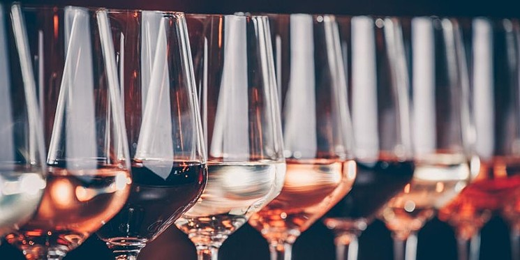 It's all about wine and the perfect pairings. - MATCH MARKET & BAR
