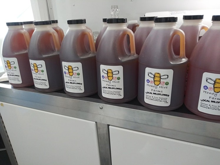 Sample some honey and ask all your bee-related questions at this event at Honey Hive Farms. - HONEY HIVE FARMS