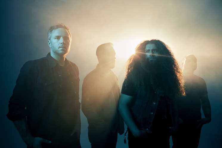 Coheed and Cambria return to the Valley for the first time since 2018. - JIMMY FONTAINE