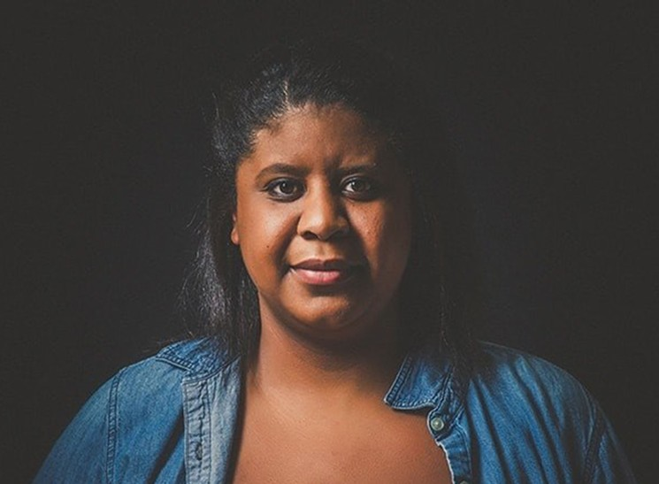 Rachel Lynett received the 2021 National Latinx Playwrights Award for Black Mexican. - ARIZONA THEATRE COMPANY