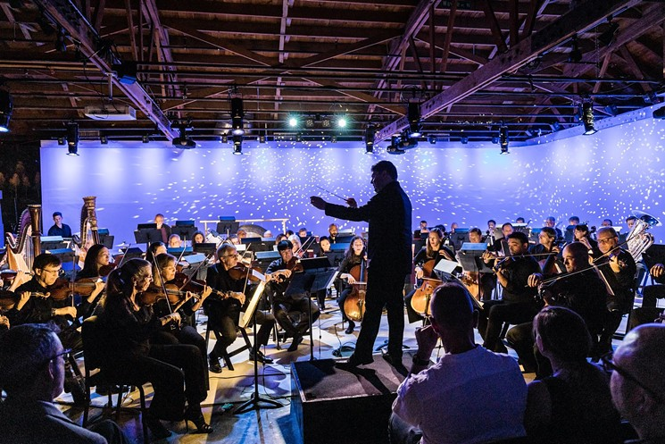 The Phoenix Symphony is about to open its 75th season. - THE PHOENIX SYMPHONY
