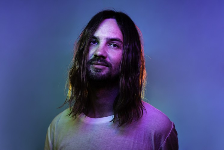 Kevin Parker of Tame Impala wants to see your vaccination cards. - MATT SAV