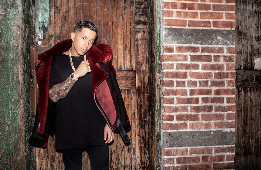 Rafael Castillo, better known as De la Ghetto. - WARNER MUSIC LATINA