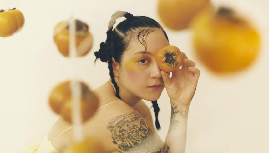Michelle Zauner of Japanese Breakfast - PETER ASH LEE