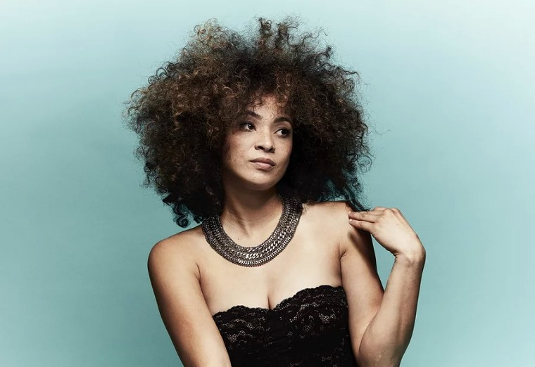 Jazz and soul singer and pianist Kandace Springs.  - MIM