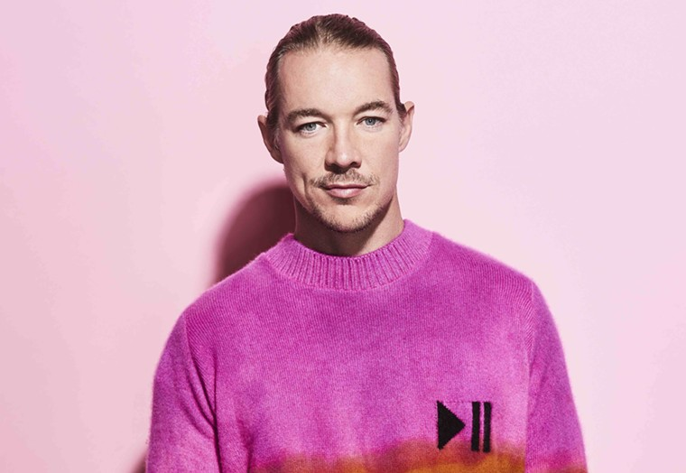 Diplo is scheduled to perform on Sunday, September 26, at Goldrush Music Festival 2021. - SHANE LOPEGES