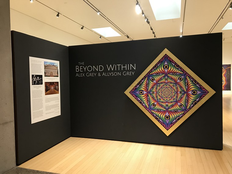 """Check out """"The Beyond Within"""" at MCAM during I Love Mesa Day. - LYNN TRIMBLE"""