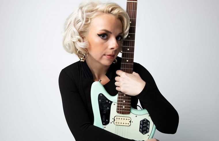 Samantha Fish is scheduled to perform on Tuesday, September 28, at Crescent Ballroom. - ROUNDER RECORDS