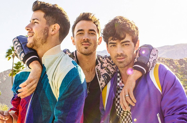 The Jonas Brothers are headed back to the Valley. - REPUBLIC RECORDS
