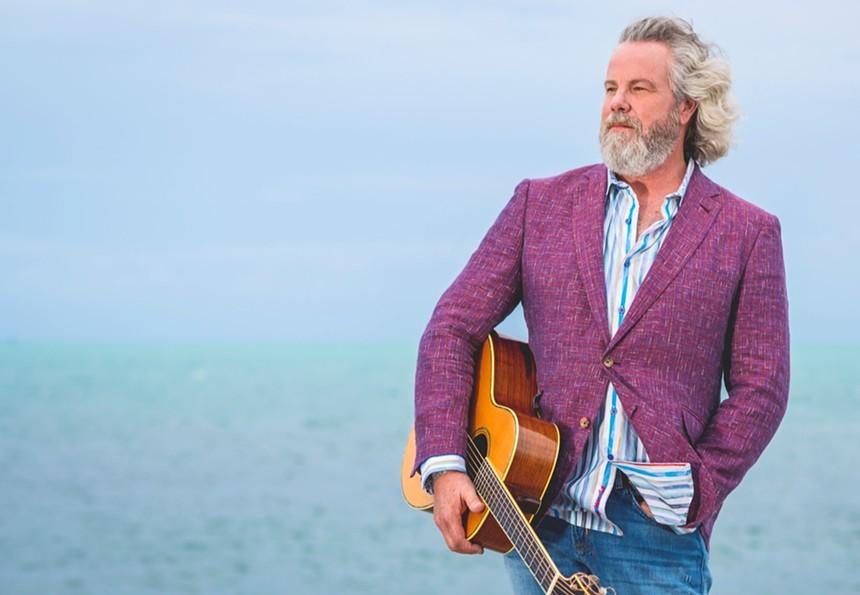 Country, bluegrass, Americana, and folk artist Robert Earl Keen. - NICK DOLL PHOTOGRAPHY