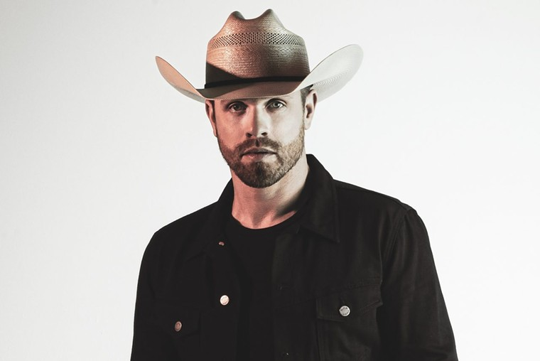 Dustin Lynch is scheduled to perform on Thursday, October 14. - CONNOR DWYER