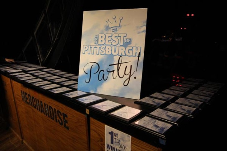 2012 Best Of Pittsburgh Party